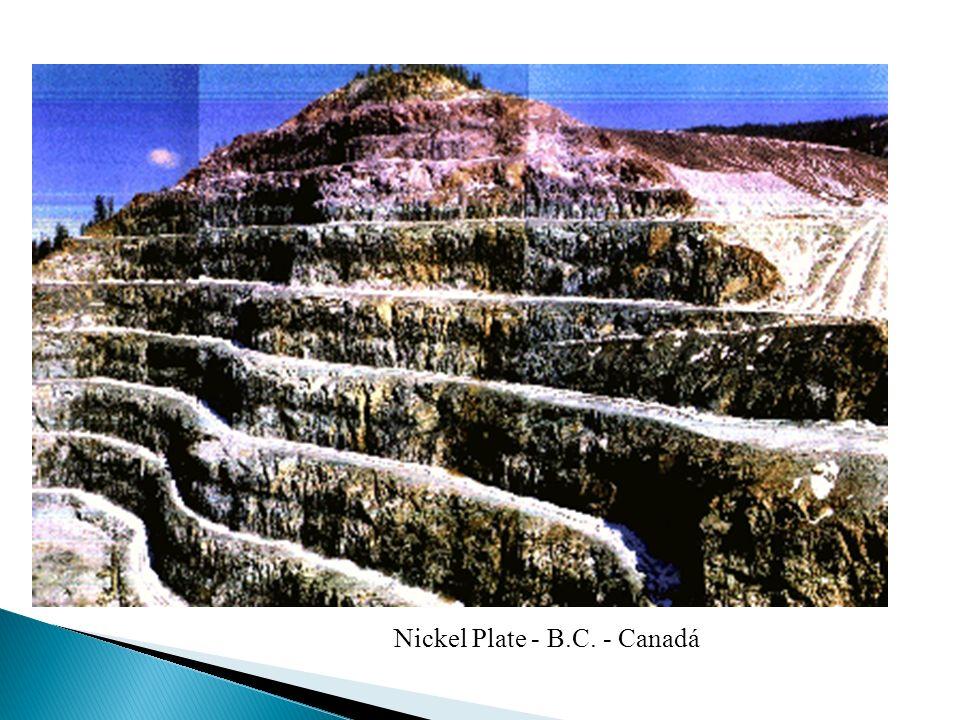 Nickel Plate - B.C. - Canadá