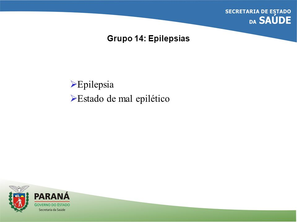 Estado de mal epilético