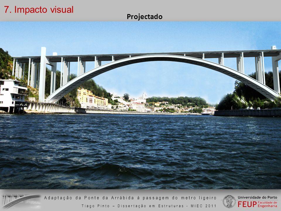 7. Impacto visual Projectado