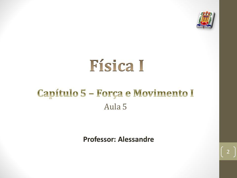 Professor: Alessandre