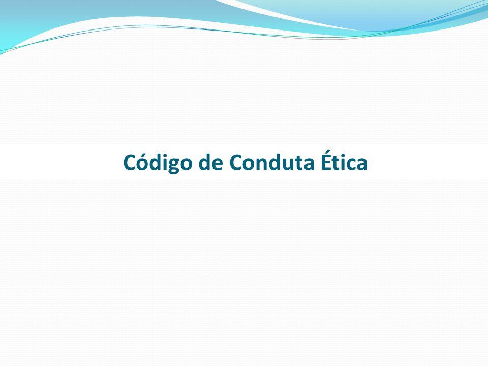 Código de Conduta Ética