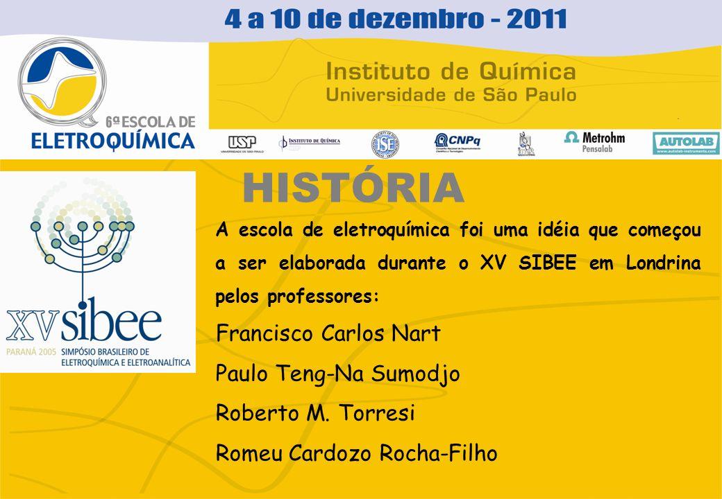 HISTÓRIA Francisco Carlos Nart Paulo Teng-Na Sumodjo