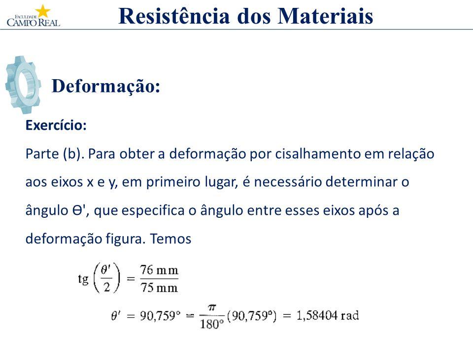 Resistência dos Materiais