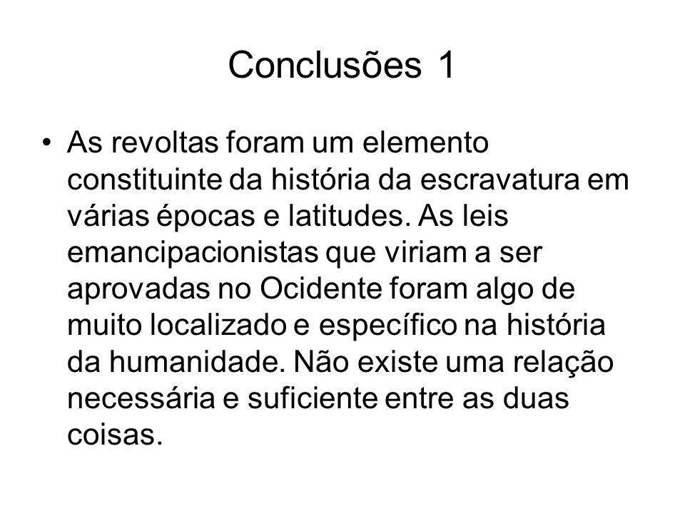 Conclusões 1