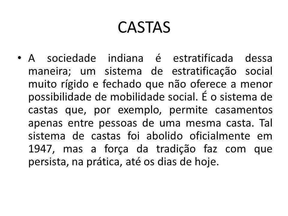 CASTAS