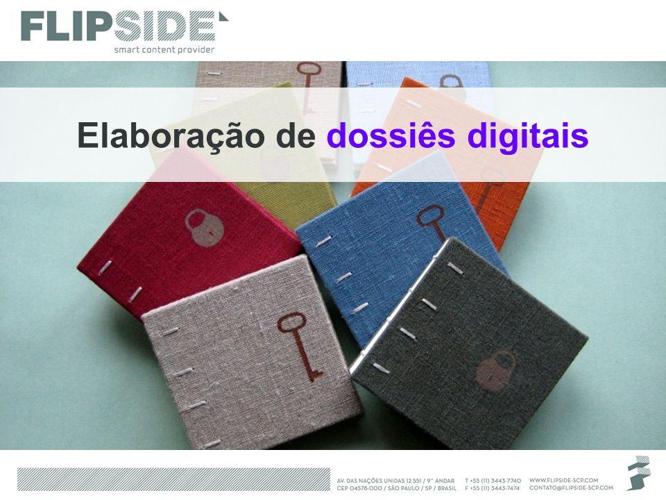 Elaboração de dossiês digitais