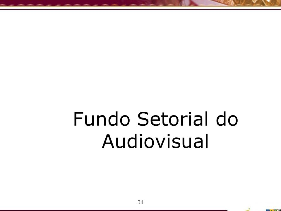 Fundo Setorial do Audiovisual