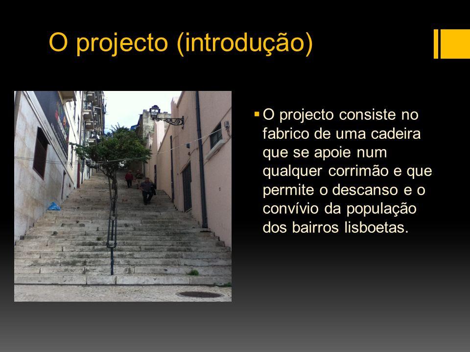 O projecto (introdução)