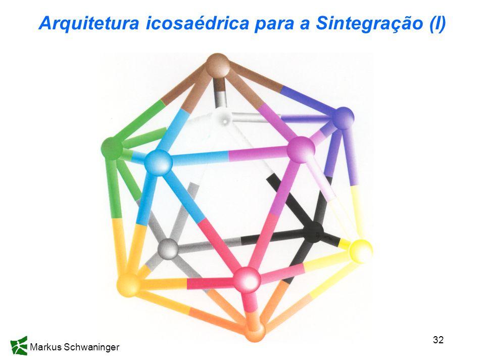 Arquitetura icosaédrica para a Sintegração (I)
