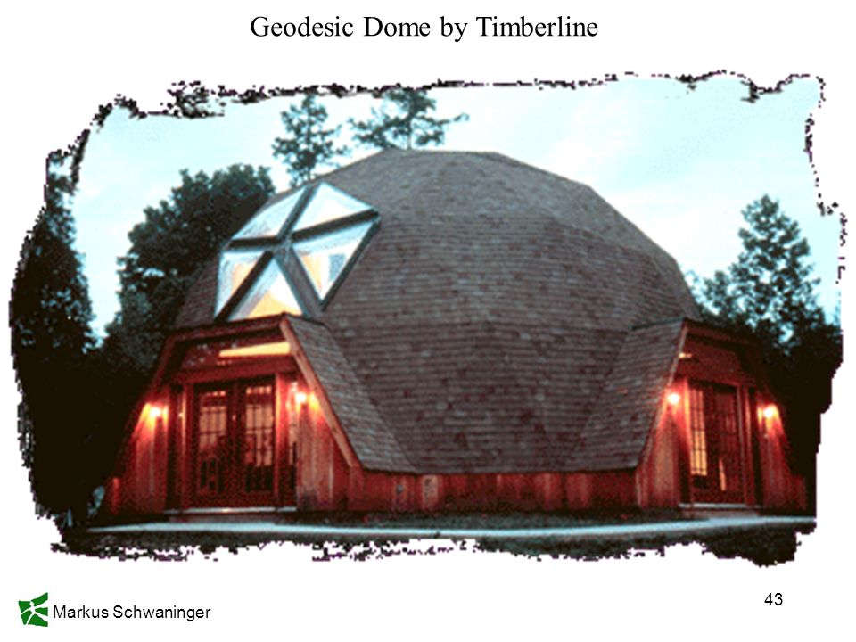 Geodesic Dome by Timberline