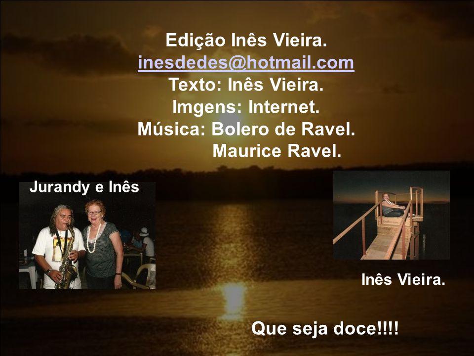 Música: Bolero de Ravel.