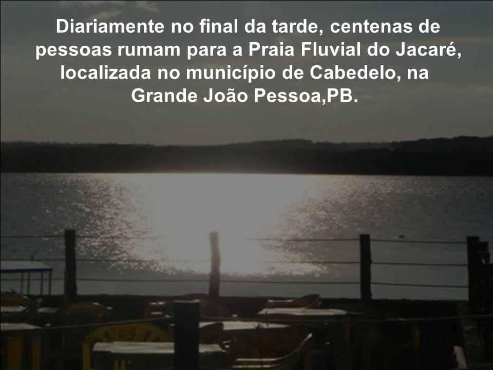 localizada no município de Cabedelo, na Grande João Pessoa,PB.