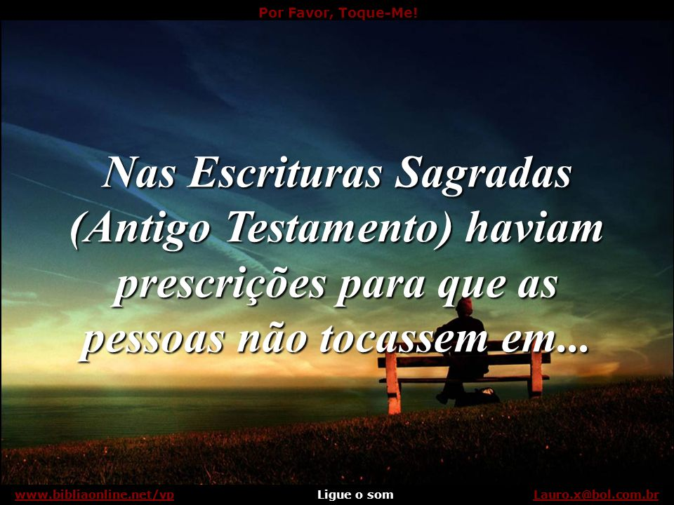 Nas Escrituras Sagradas