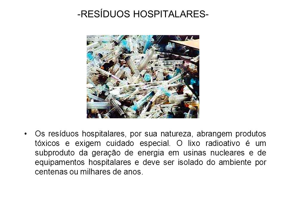 -RESÍDUOS HOSPITALARES-