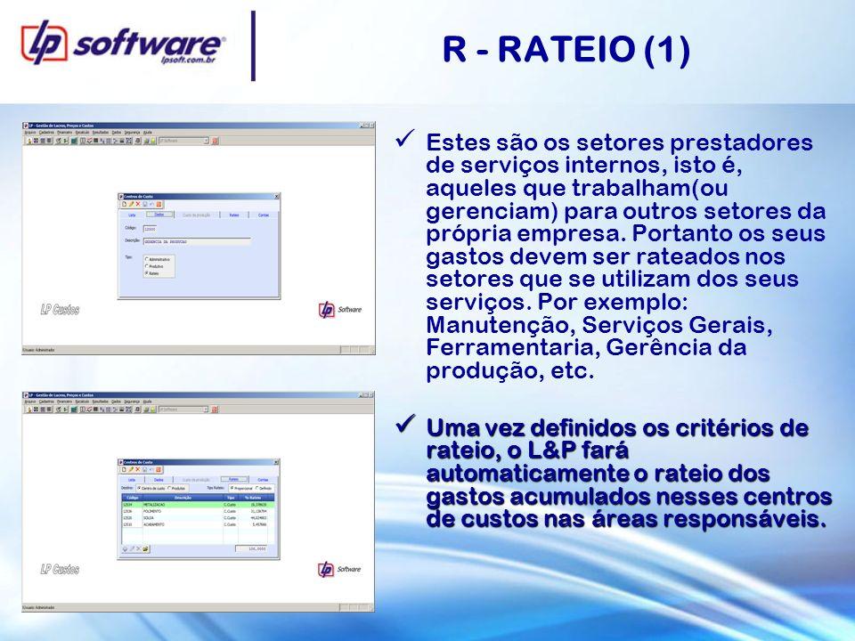 R - RATEIO (1)