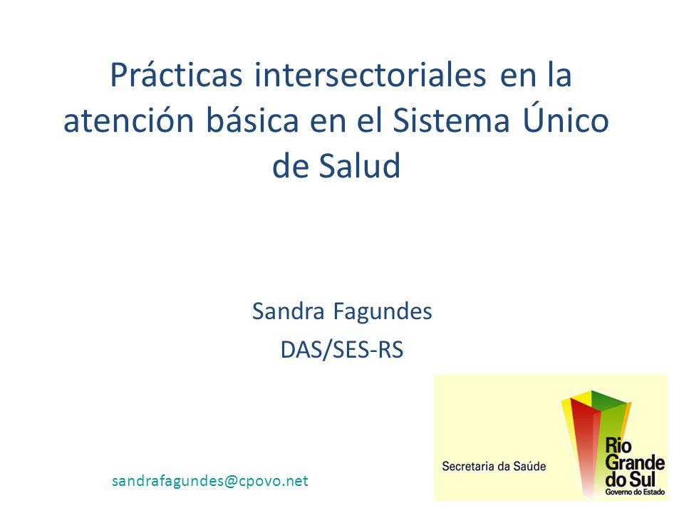 Sandra Fagundes DAS/SES-RS