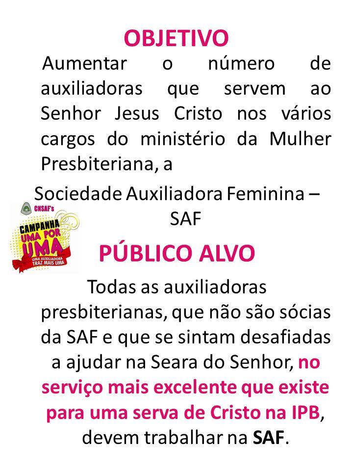 Sociedade Auxiliadora Feminina – SAF