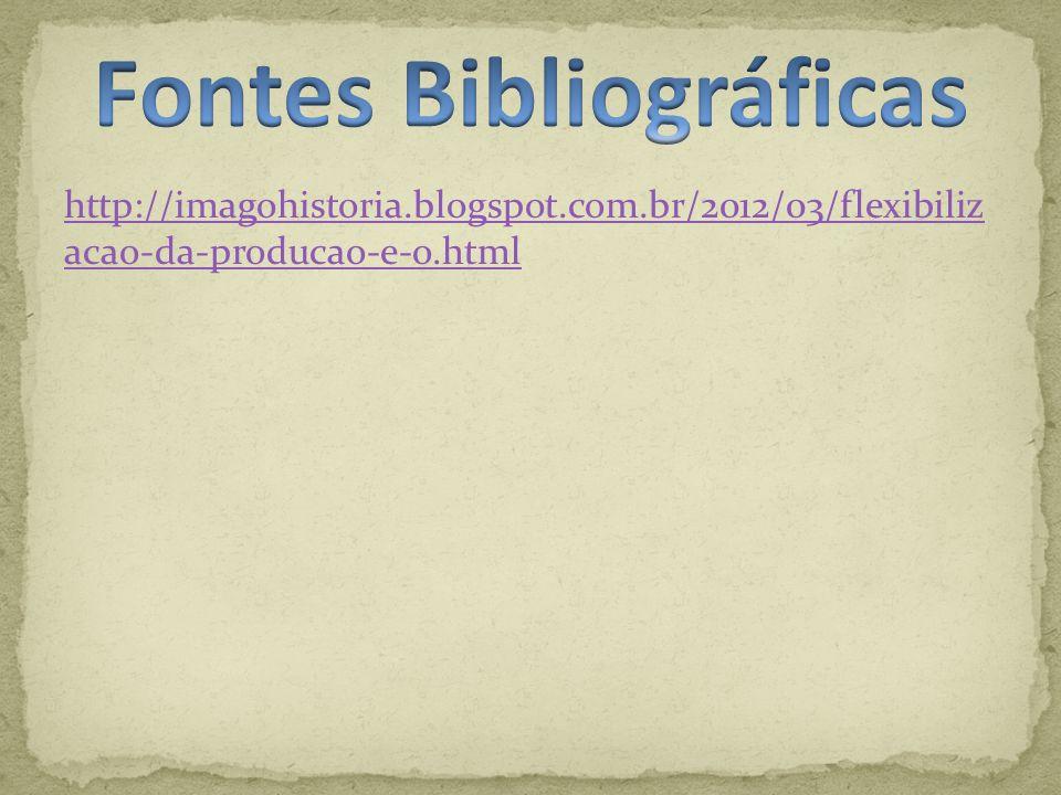 Fontes Bibliográficas