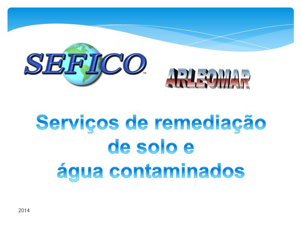 Serviços de remediação