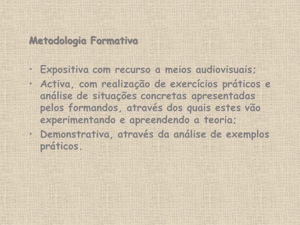 Metodologia Formativa