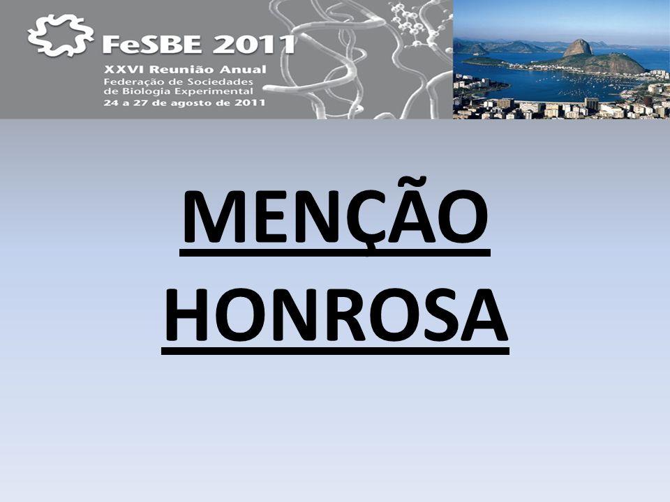 MENÇÃO HONROSA