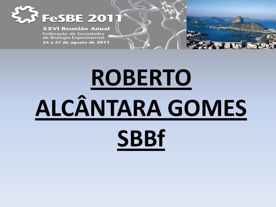 ROBERTO ALCÂNTARA GOMES