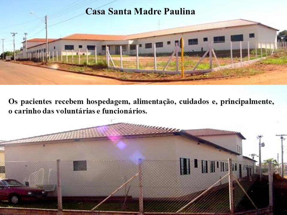 Casa Santa Madre Paulina