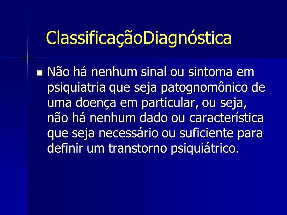 ClassificaçãoDiagnóstica