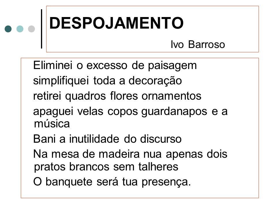 DESPOJAMENTO Ivo Barroso