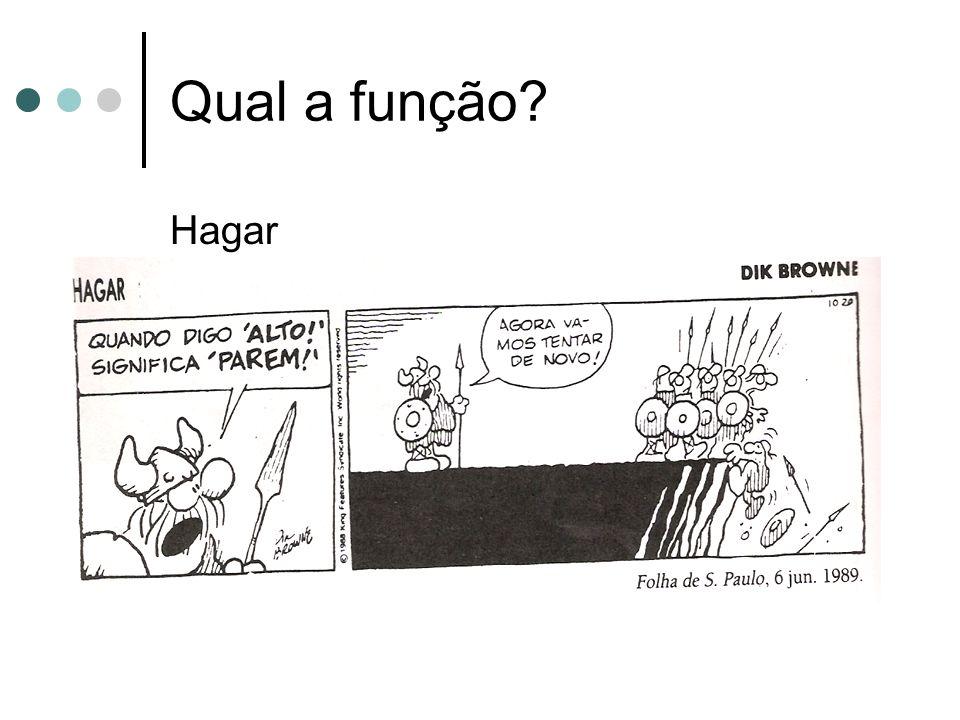 Qual a função Hagar