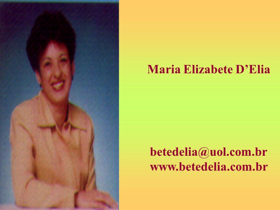 Maria Elizabete D'Elia