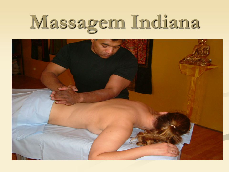 Massagem Indiana