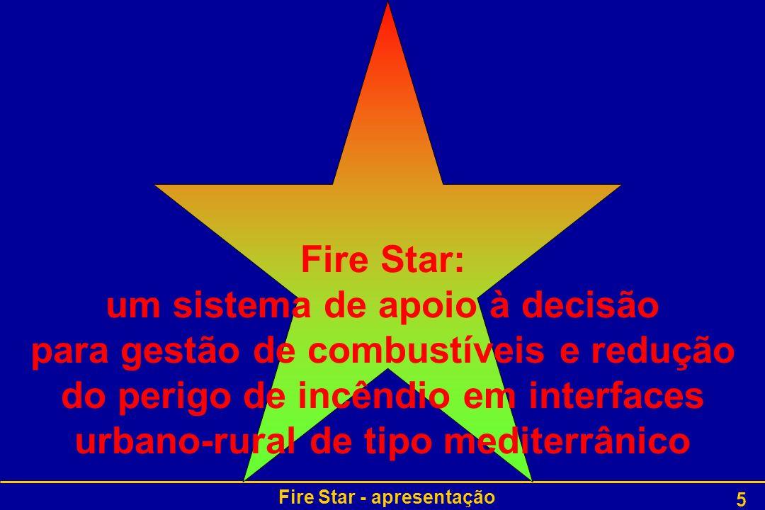 Fire Star - apresentação