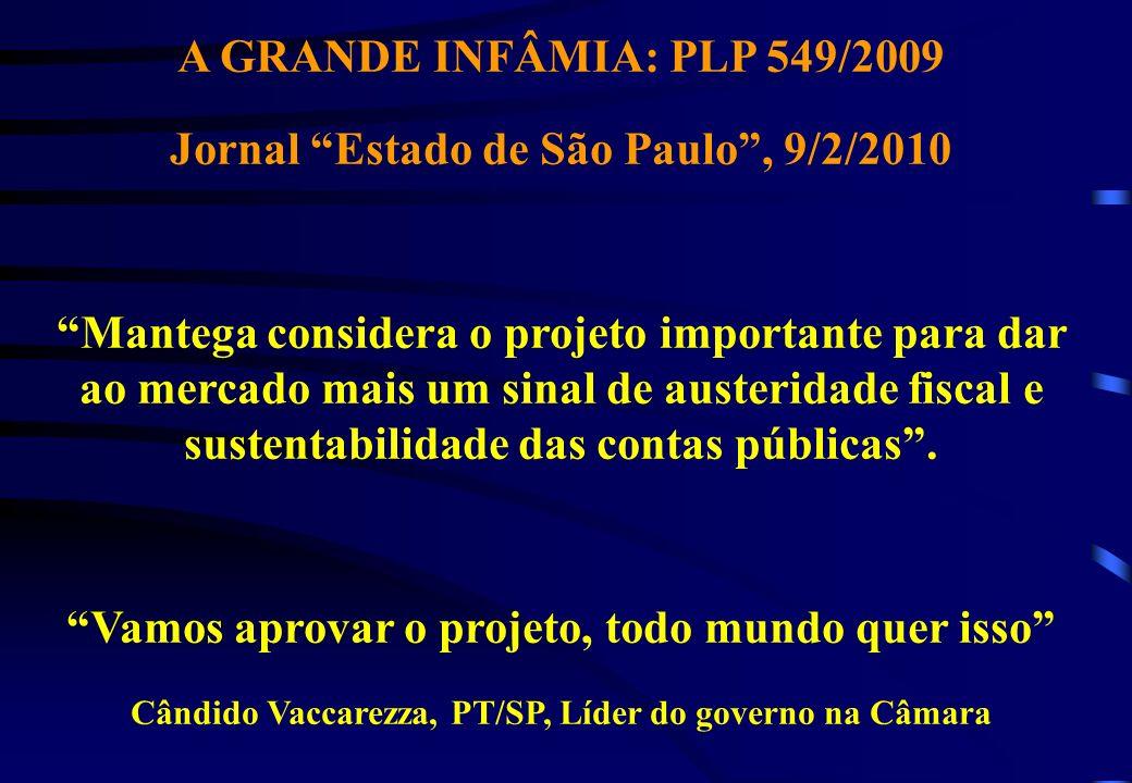 Jornal Estado de São Paulo , 9/2/2010