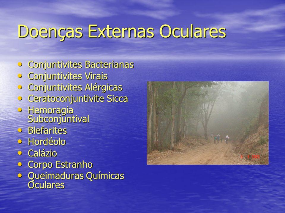 Doenças Externas Oculares