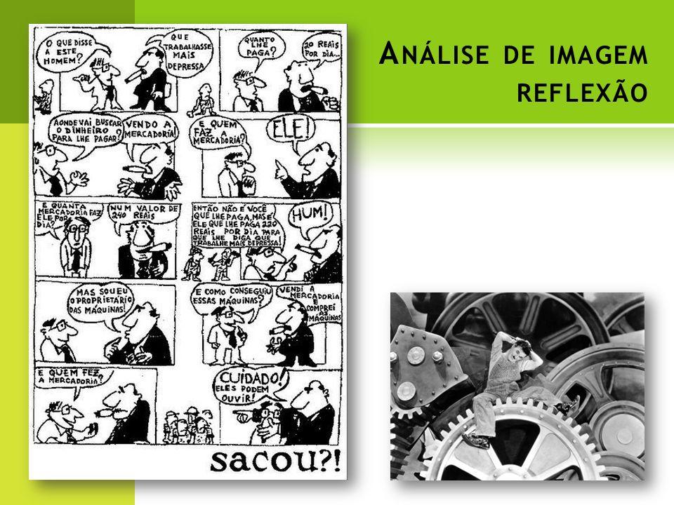 Análise de imagem reflexão