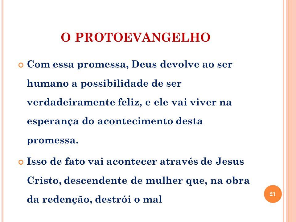 O PROTOEVANGELHO
