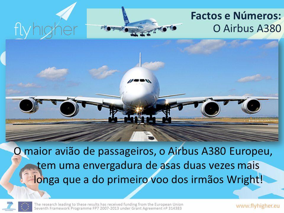 Factos e Números: O Airbus A380