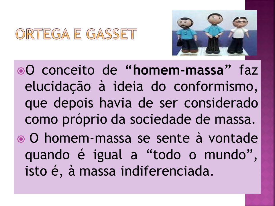 Ortega e Gasset