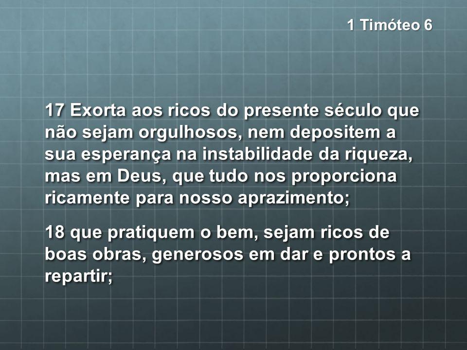 1 Timóteo 6