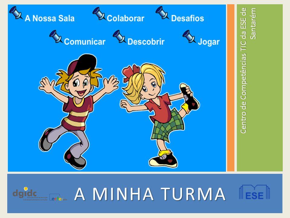 Centro de Competências TIC da ESE de Santarém