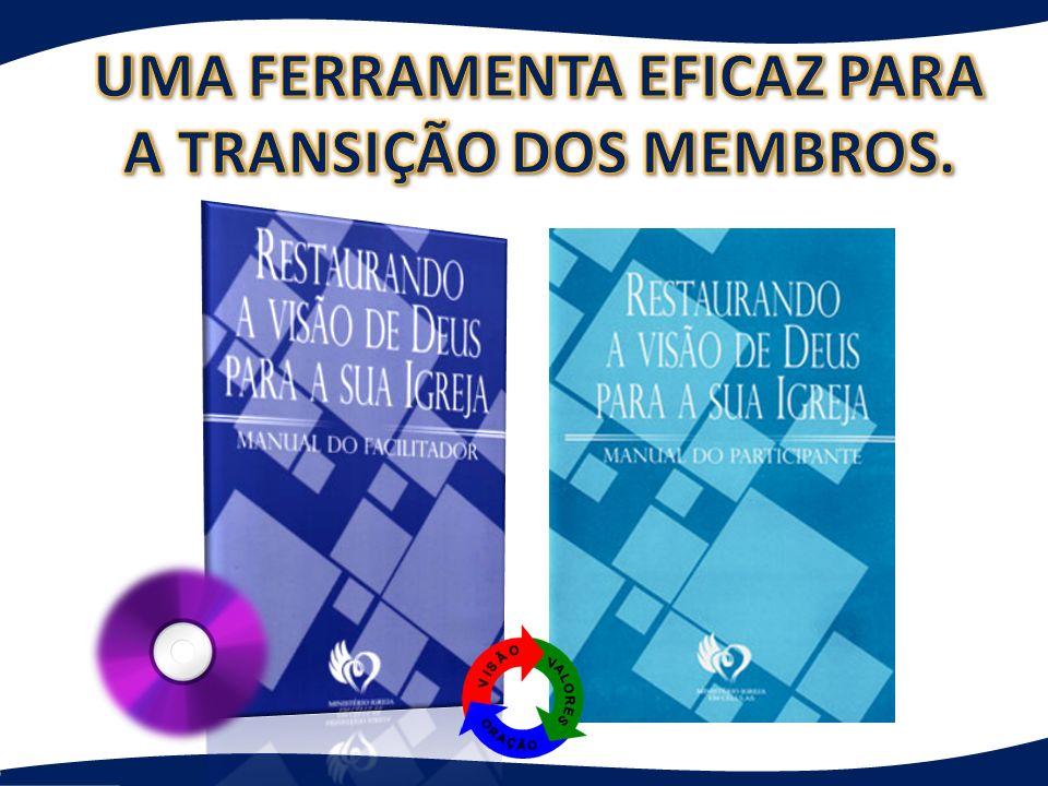 UMA FERRAMENTA EFICAZ PARA A TRANSIÇÃO DOS MEMBROS.