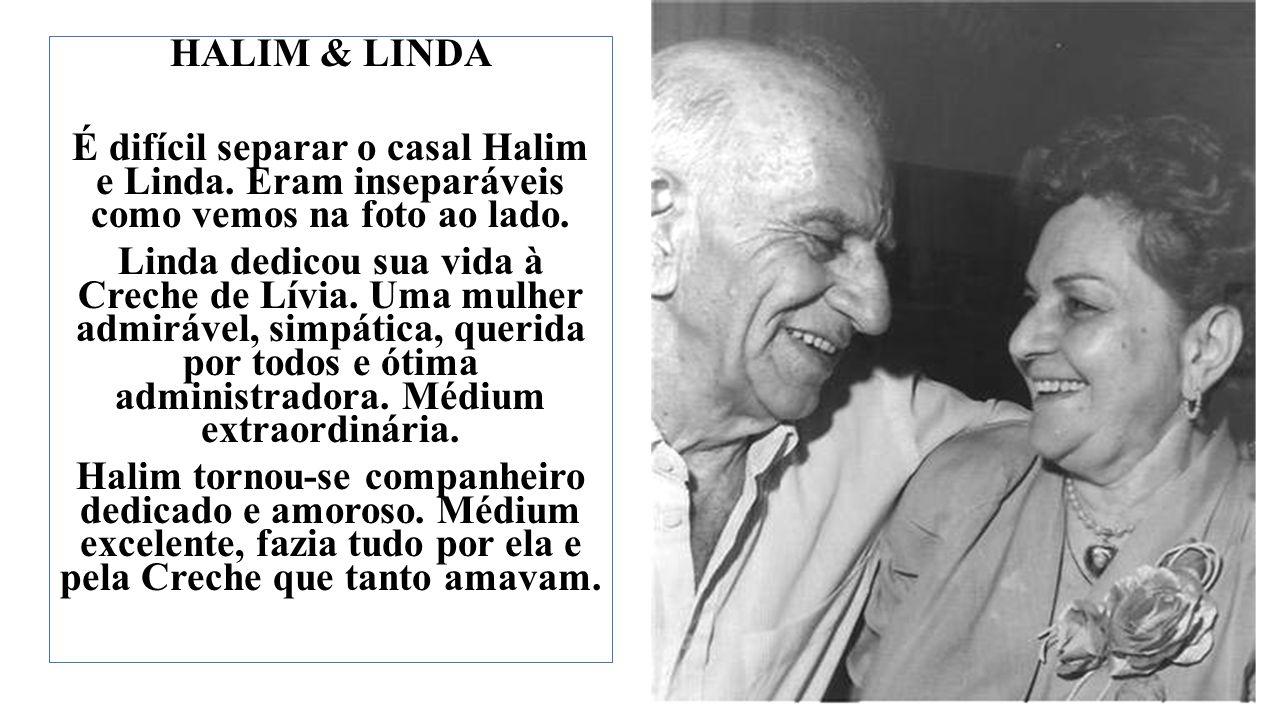 HALIM & LINDA É difícil separar o casal Halim e Linda