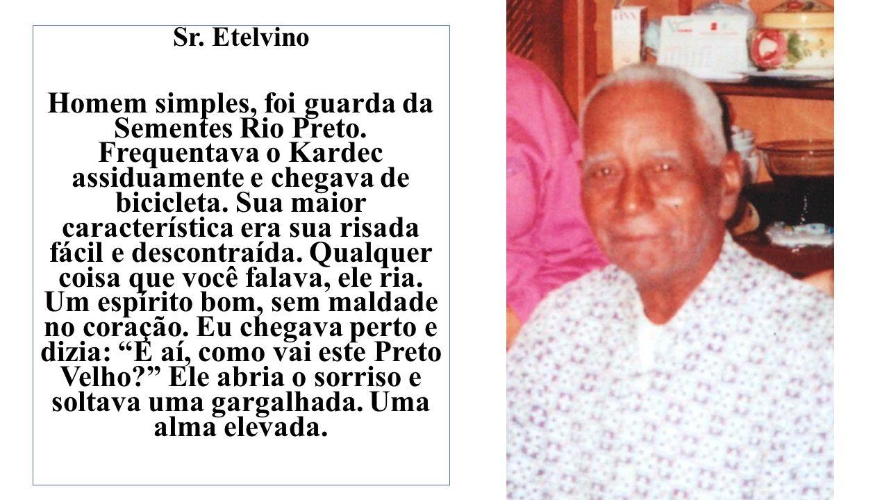 Sr. Etelvino