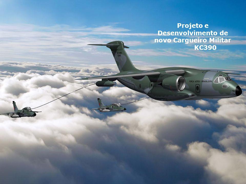 Projeto e Desenvolvimento de novo Cargueiro Militar