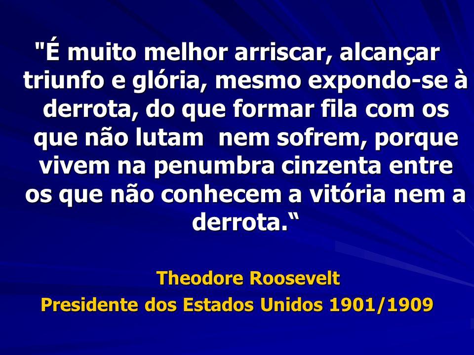 Presidente dos Estados Unidos 1901/1909