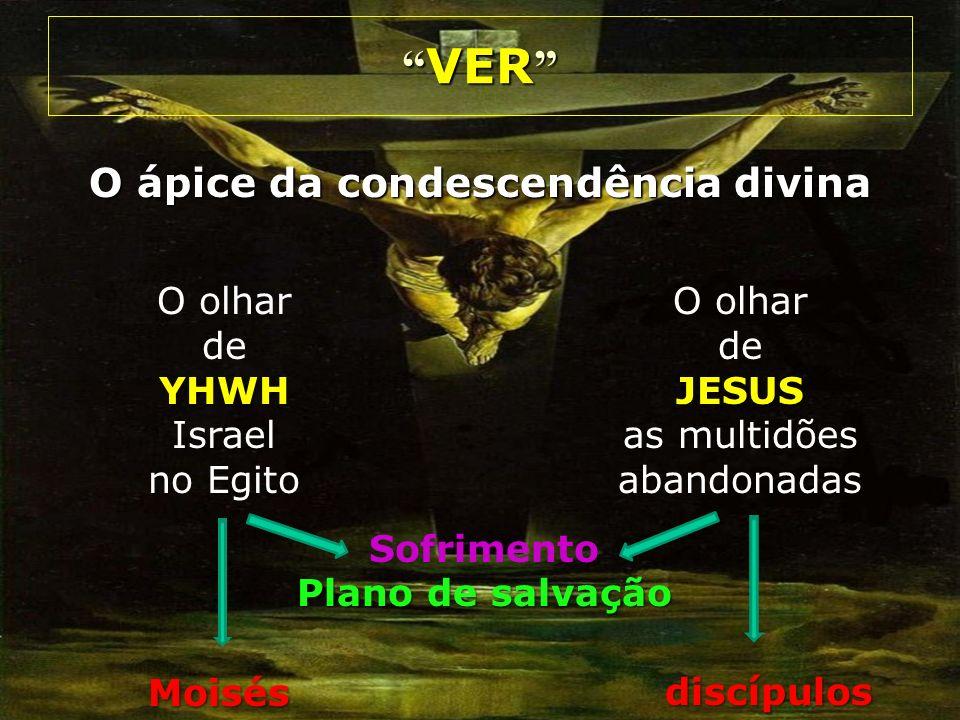 VER O ápice da condescendência divina O olhar de YHWH Israel