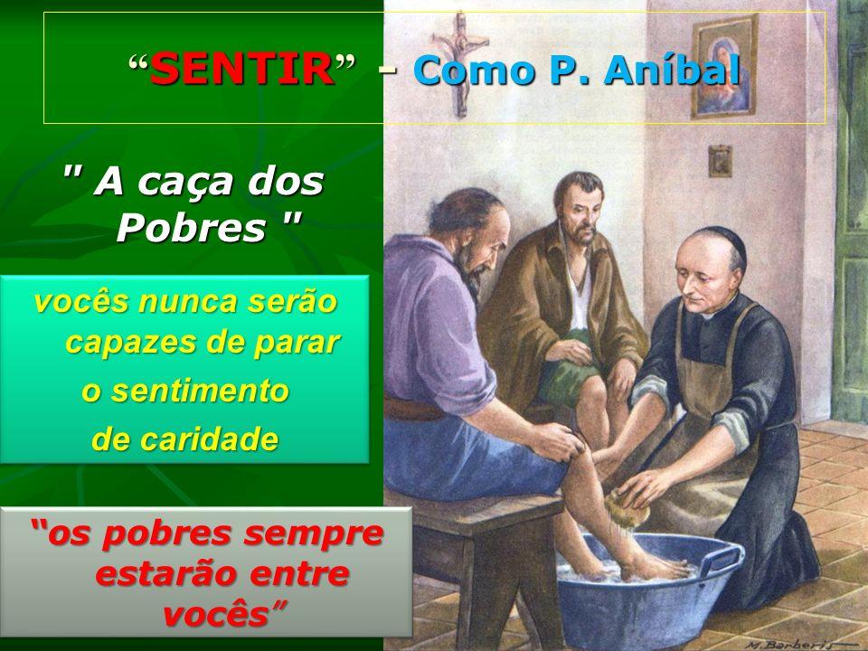 SENTIR - Como P. Aníbal