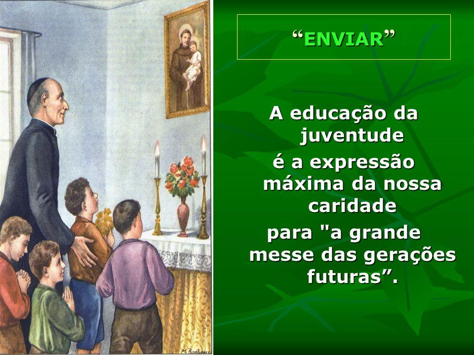 ENVIAR A educação da juventude