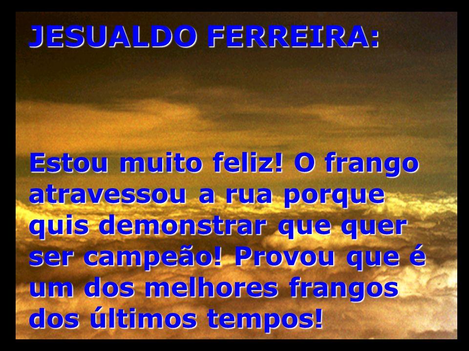 JESUALDO FERREIRA: